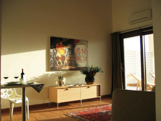 Khirat Menfi vacation rentals | living room