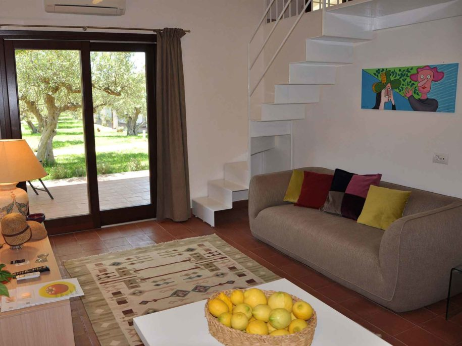 Khirat Menfi vacation rentals | living room loft suite