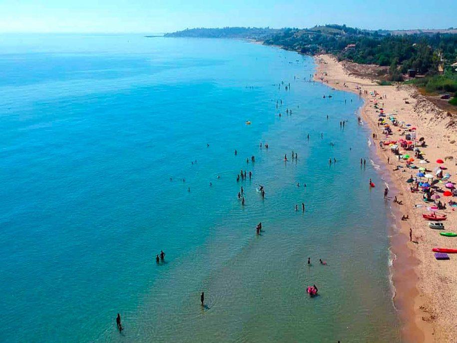 #IoRestoInItalia PRENOTA PRIMA ESTATE 2021 a MENFI in SICILIA Offerte Viaggi Vacanze MARE