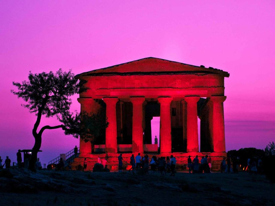 Sicily Agrigento | temple