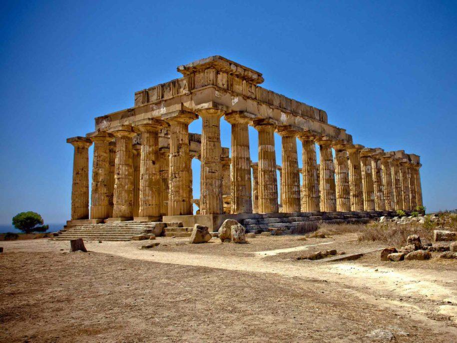 Sicily Selinunte | temple