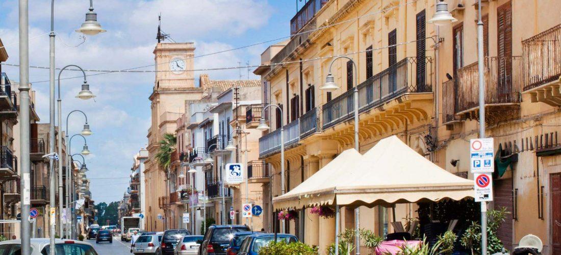 MENFI in Sicilia<br></noscript> arte e storia nella città sicana di Inyco