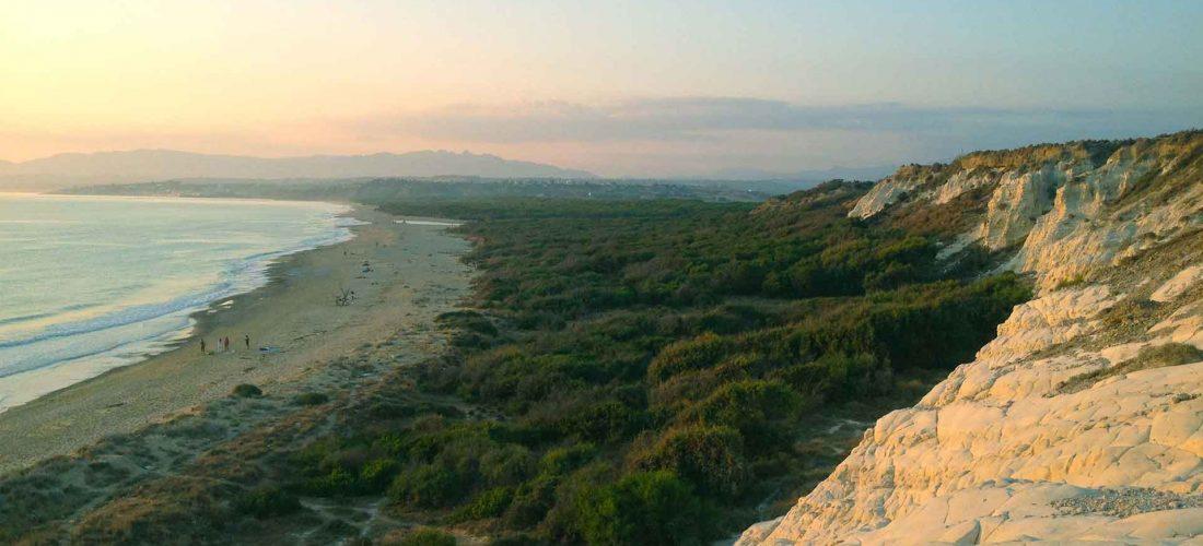 FOCE del FIUME PLATANI<br> La Riserva Naturale Orientata